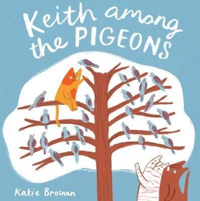 Keith Among the Pigeons