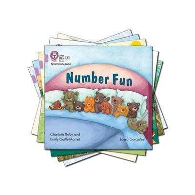 Mixed Scheme Phonics Phases Complete Pack