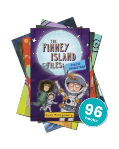 Reading Planet KS2: Fiction & Non-Fiction Lime to Dark Red+