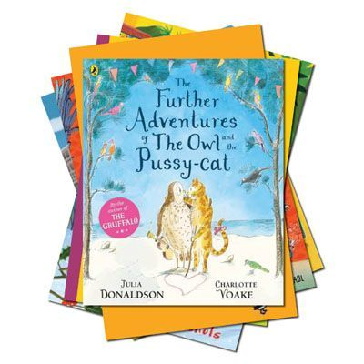 Age 5-11: Primary Poetry Library Mix