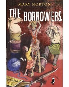 The Borrowers - Pack of 6