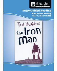Enjoy Whole Class Guided Reading: The Iron Man Teacher Book