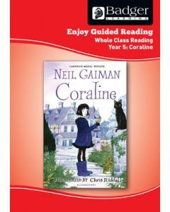 Enjoy Whole Class Guided Reading: Coraline Teacher Book