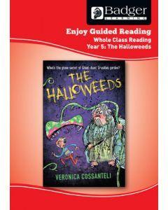 Enjoy Whole Class Guided Reading: The Halloweeds Teacher Book