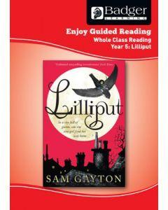 Enjoy Whole Class Guided Reading: Lilliput Teacher Book