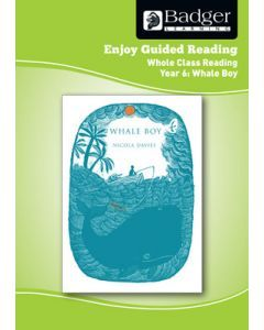 Enjoy Whole Class Guided Reading: Whale Boy Teacher Book