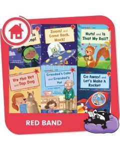 Home Reading Red Band
