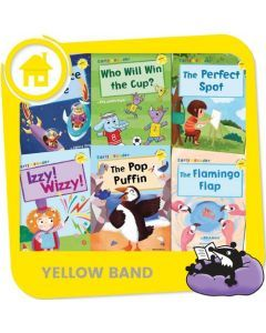 Home Reading Yellow Band