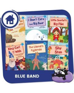 Home Reading Blue Band