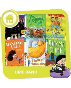 Home Reading Lime Band