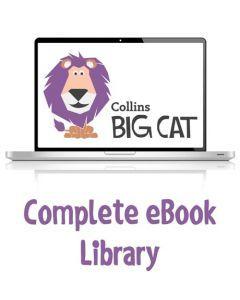 Collins Big Cat Complete eBook Library