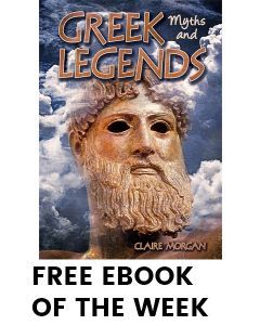 Greek Myths and Legends - Free Book of the Week