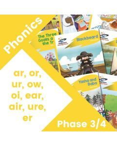 Home Reading Yellow Phonics
