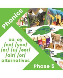 Home Reading Green Phonics