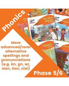 Home Reading Orange Phonics