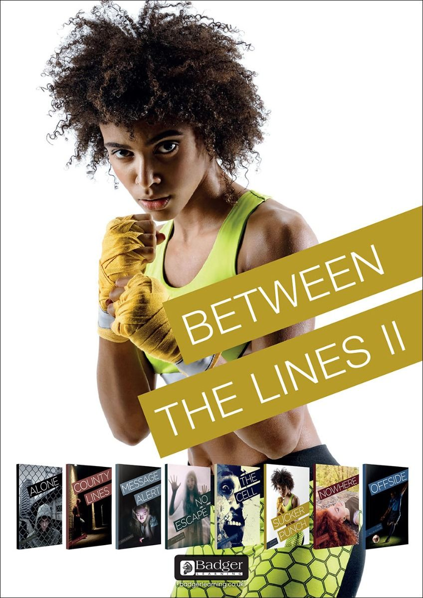 Between The Lines II Poster