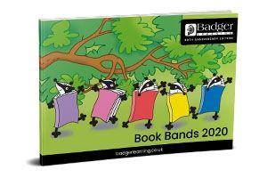 Book Bands - Spring 2020