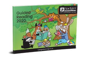 Guided Reading - Spring 2020